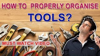 How to Organize Tools Properly (Bengali) - Taparia Toolbox PTB16 - Unboxing and Review