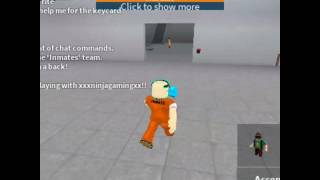 Roblox Prison Life   2nd collab with xxninjagamingxx and stevensteve755