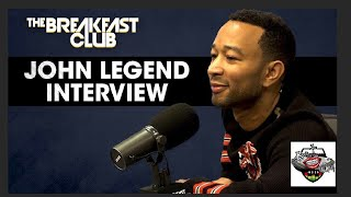 The Breakfast Club On Revolt TV. (Tuesday 4-3-2018) JOHN LEGEND Interview