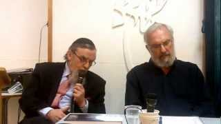 """Judaism Looks at World Religions"" Part 6/7: Questions & Answers"
