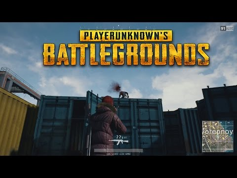 PELURU HOKI MANTAP! - PlayerUnknown's Battleground [INDONESIA] #6