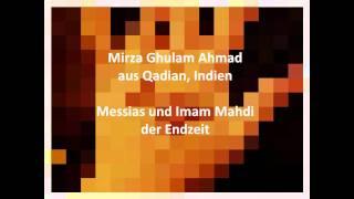 Das Geheimnis des Glücks im Islam - Zitat des Messias und Imam Mahdi
