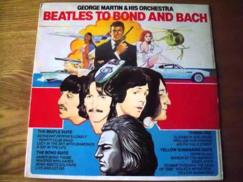 George Martin and His Orchestra - The Beatle Suite