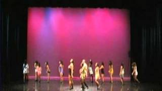The Beyonce Experience (Cabrillo High School)