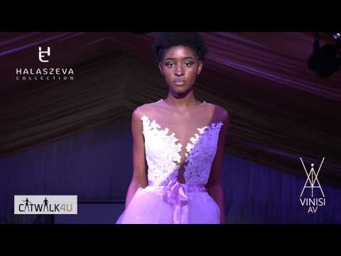 Amazing Wedding Dresses by Halász Éva, The Gambia 2017 Yaws@10 Fashion Event (07-07-2017)