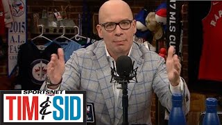 Tim Gets Fired Up About The Raptors Defying The Odds Over And Over Again   Tim and Sid