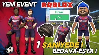 BUYING LEGENDARY ITEMS IN 1 DEFENDANT WITH NEW EVENT! FC Barcelona Event / Roblox English