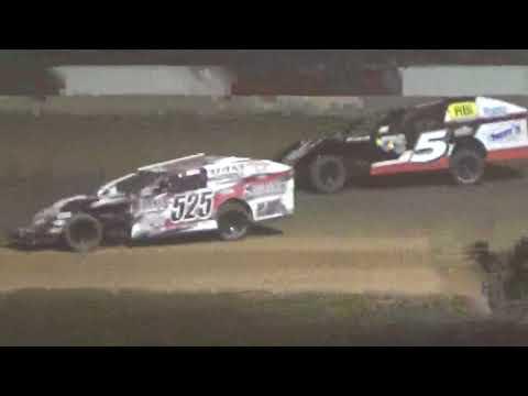 IMCA Mod Feature Luxemburg Speedway 6/8/18