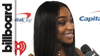 Normani on Topping Charts With 'Love Lies,' New Song 'Waves' & More | Billboard