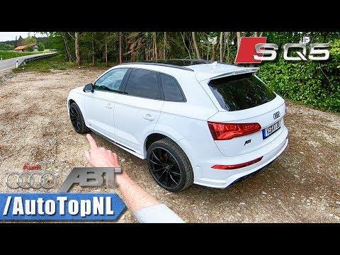 Audi SQ5 2018 | ABT Sportsline | REVIEW POV Test Drive by AutoTopNL