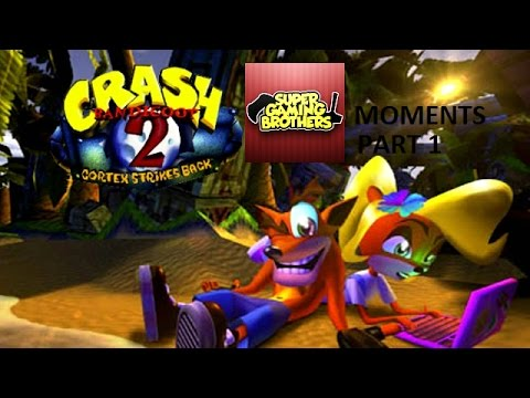 Best of SGB Plays: Crash Bandicoot 2 - Cortex Strikes Back (Part 1)