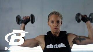 Ashley Conrad's 21-Day Clutch Cut Training Program - Training Overview - Bodybuilding.com