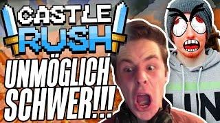 EINFACH UNMÖGLICH SCHWER | Minecraft CASTLE RUSH VS UNGE - uKU #04 | REWINSIDE