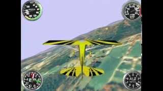 Flight Unlimited PowerVR on Matrox M3D (PCX2)