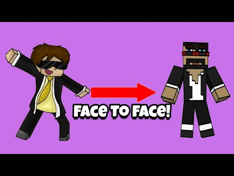 Bodil 40 and Captain Sparklez meet face to face