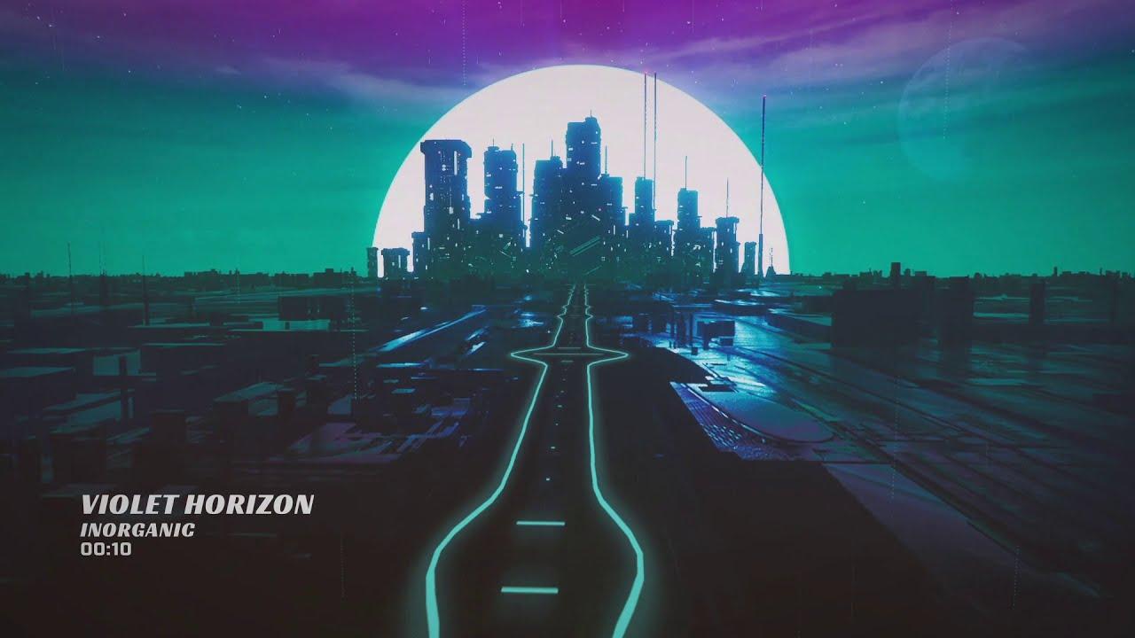Violet Horizon | INORGANIC