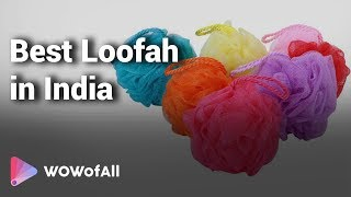 Best Loofah in India: Complete List with Features, Price Range & Details