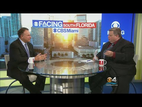 Facing South Florida: One-On-One With Gubernatorial Candidate Jeff Greene