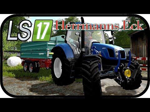LS17 Herrmanns Eck - Ihr Entscheidet die Map #002 - Farming Simulator 17 Course Play, Deutsch, Gamep - Продолжительность: 21:04