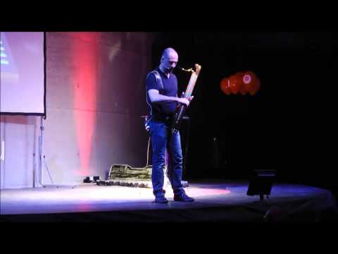 A new age for digital musicians: Geert Bevin at TEDxTartu