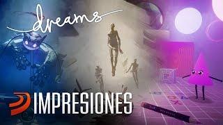 DREAMS parece el generador de juegos y contenido definitivo