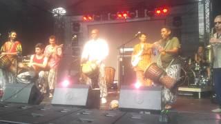 Ikhaya Band - Wema Africa. Street Delivery 2014
