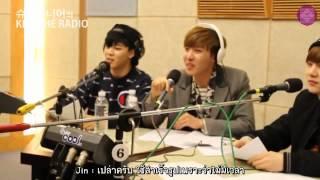 Download Video [Thaisub] 140301 BTS - Sukira Kiss The Radio (1/2) MP3 3GP MP4