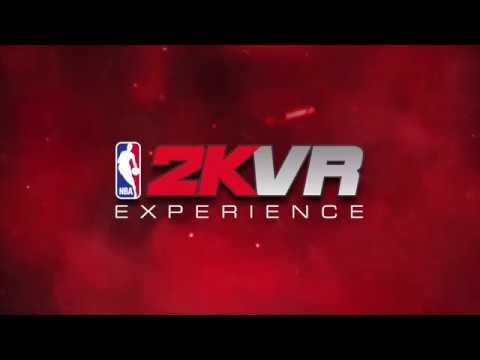 Experiencia  NBA 2KVR - Gameplay Trailer