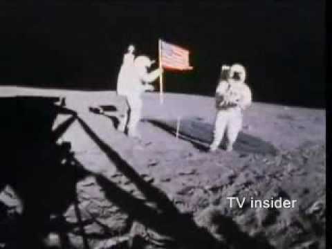 Apollo Moon Landing - AUTHENTIC FOOTAGE