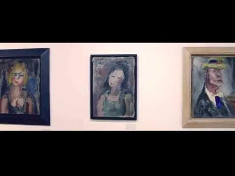 Artrust - Gen Paul exhibition - Julien Roussard interview