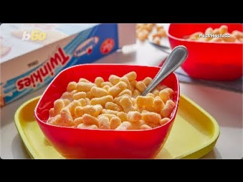Qui West - Twinkies Cereal Will Soon Be In Grocery Stores!