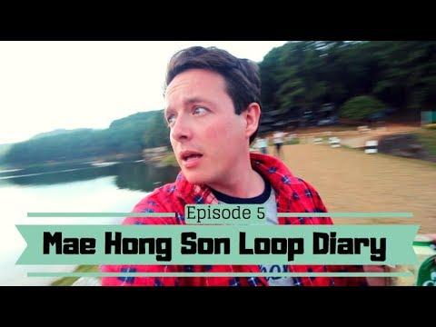 HOW TO TRAVEL THAILAND SOLO - A Backpacking Vlog Series - Mae Hong Son Loop - #5 Pang Ung