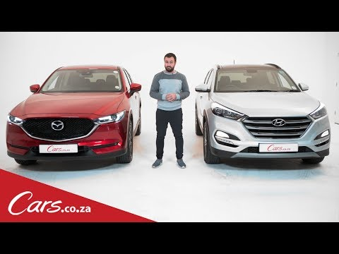 2017 Mazda CX-5 vs 2017 Hyundai Tucson: In-Depth Review and Comparison