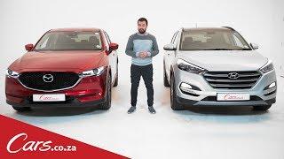 2017 Mazda CX-5 vs 2017 Hyundai Tucson: In-Depth Review and Comparison