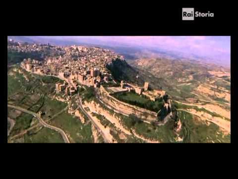 La Sicilia vista dal Cielo.1970 F.Quilici e L.Sciascia.