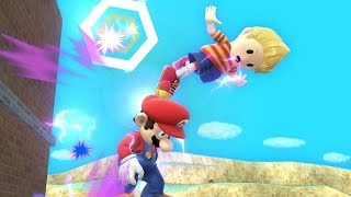 Top 10 Most Stylish Combos #4 - Super Smash Bros for Wii U