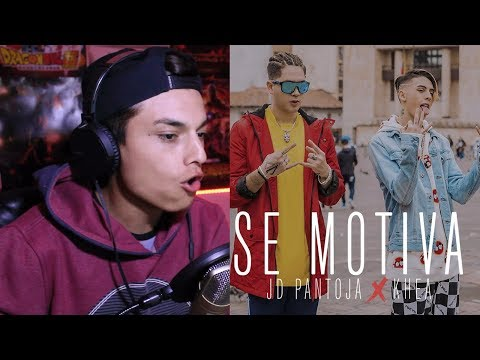 [Reaccion] JD Pantoja & Khea - Se Motiva (Video Oficial) Juan de Dios Pantoja - Themaxready
