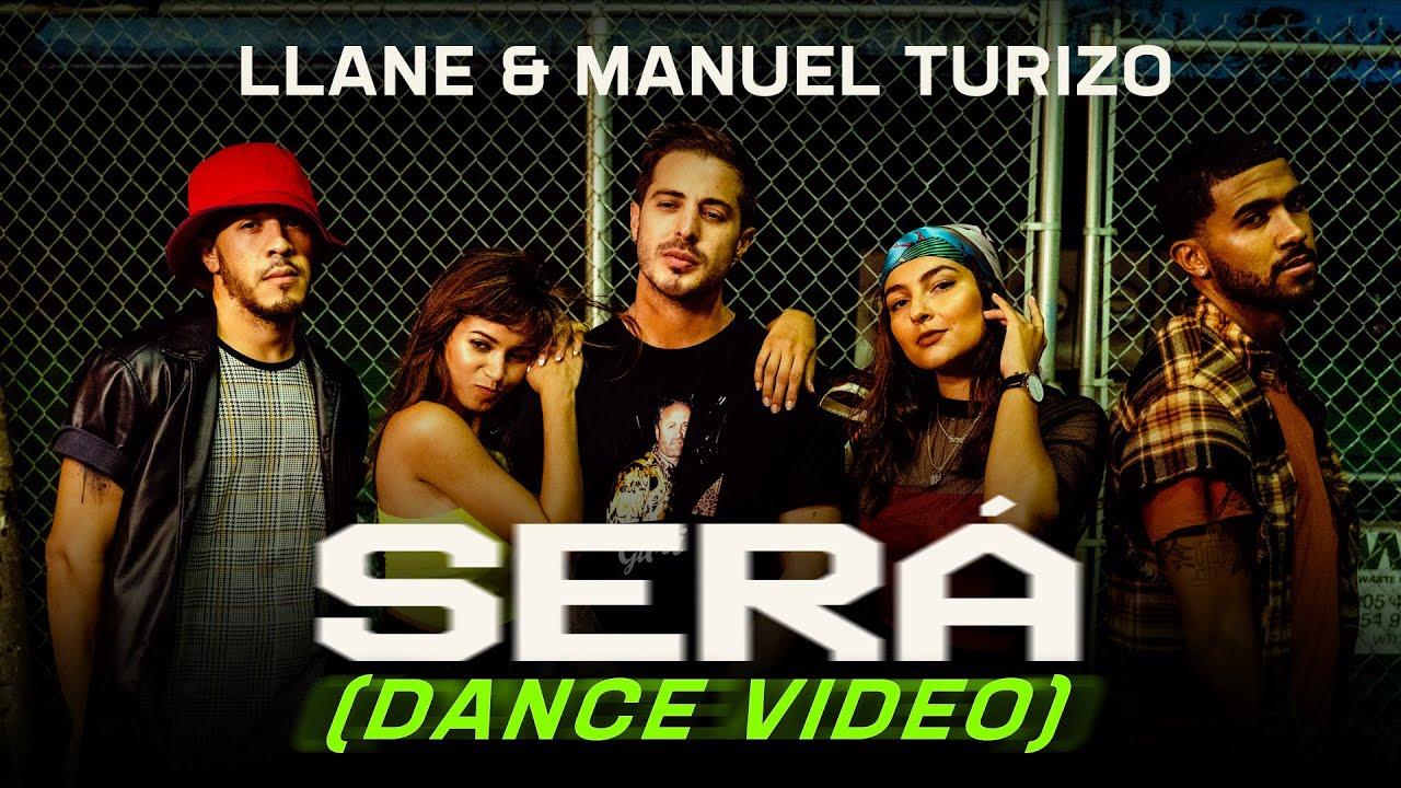 Llane & Manuel Turizo - Será (Dance Video)