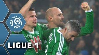 Saint-Etienne / Olympique Lyonnais a la loupe 15ème journée de Ligue 1 / 2014-15
