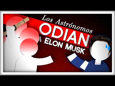 Por qué los Astrónomos ODIAN a Elon Musk (y por qué tienen razón)