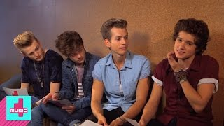 The Vamps: Blondes or Brunettes? | Fan Questions