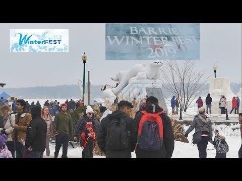 Barrie Winterfest Celebrate The Winter Season In Barrie Ontario