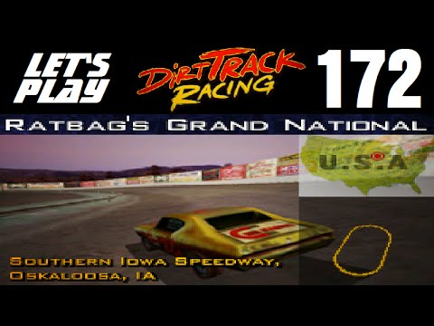 Let's Play Dirt Track Racing - Part 172 - Y12R20 - Southern Iowa Speedway