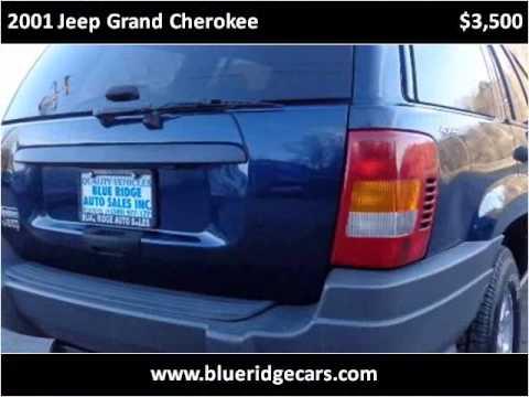 2001 jeep grand cherokee used cars roanoke va youtube. Black Bedroom Furniture Sets. Home Design Ideas