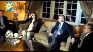 بالفيديو: محافظ الاقصر يستقبل عمة الملك فيليب ملك بلجيكا