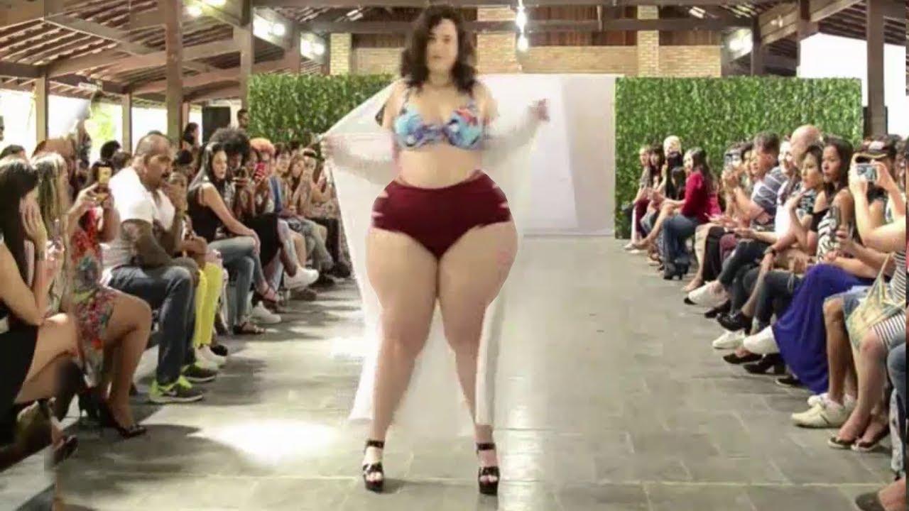 385f815d80b Ladies Fashion Plus Size Lingerie l Big Size Women Fashion Show l Best  Moments In Slow Motion .