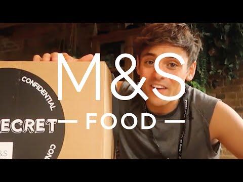 Tom Daley's September Favourites   M&S FOOD