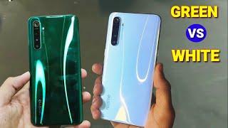 Realme X2 Indian Retail Unit Flipkart Unboxing | Realme X2 Pearl Green vs Pearl White colour