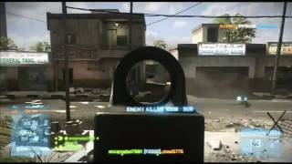 AVermedia Game Capture Test | Battlefield 3 Raw Footage