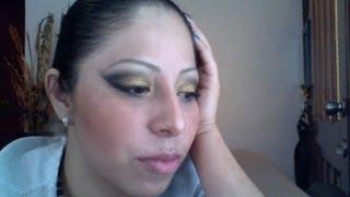 maquillaje de fiesta Thumbnail